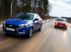 Извечный спор: Lada Vesta или Hyundai Solaris? – Auto People