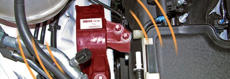 Лада Веста: стук и скрип в передней подвеске