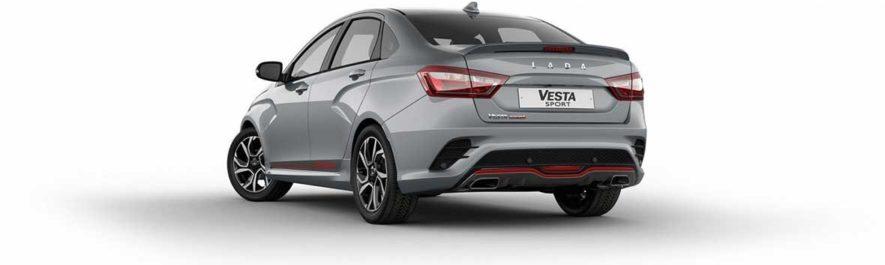 Лада Веста Спорт (Lada Vesta Sport)