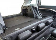 Багажник на Лада Веста СВ Кросс его объемы, размеры и фотографии
