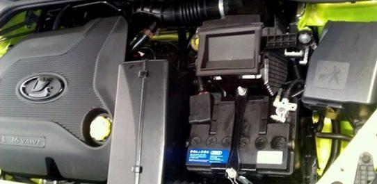 Почему разряжается аккумулятор на Лада Веста (информационное письмо) » Лада.Онлайн