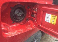 Объем бензобака на автомобилях Лада Веста, как открыть бензобак