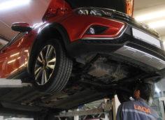 Боковые зеркала автомобиля Лада Веста