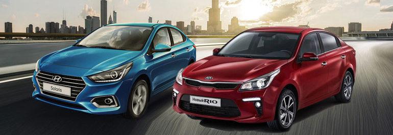 Что лучше выбрать Хёндай Солярис или Шкода Рапид: сравнение автомобилей