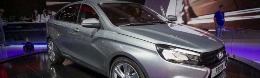 Лада Веста размеры (шины, диски, салон, багажник), габариты кузова Lada Vesta