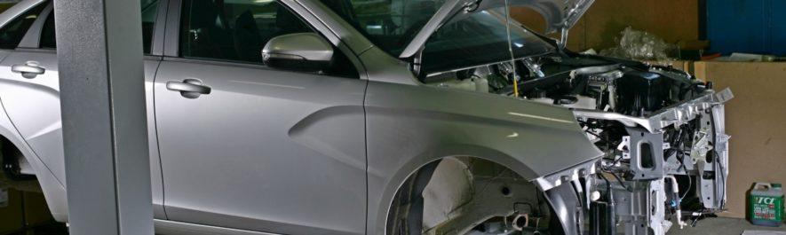 Мы разобрали Lada Vesta: из чего и как она сделана || Пороги лада веста челябинск