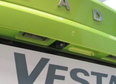 Установка камеры заднего вида для автомобиля Лада Веста СВ Кросс своими руками