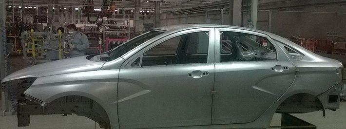 Как снять передние подкрылки на Lada Vesta