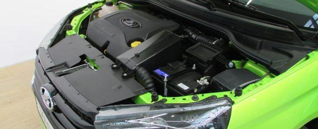 Расход топлива Лада Веста на 3-ёх модификациях двигателя