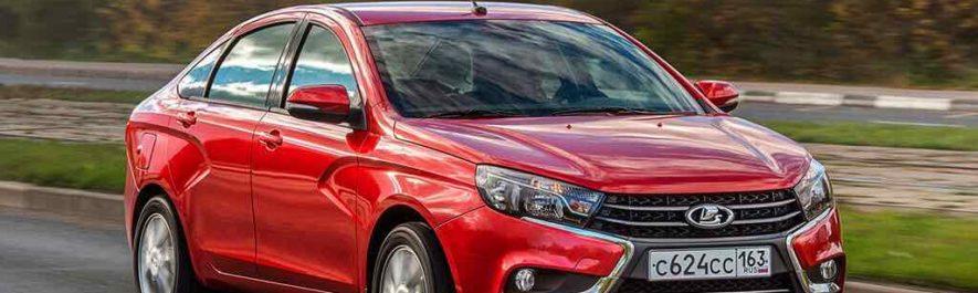Лада Веста: технические характеристики автомобиля