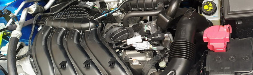 Двигатель Renault H4M 1.6 литра