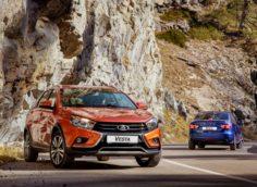 Lada Vesta sw cross отзывы владельцев, плюсы и минусы Лада Веста универсал авто на сайте