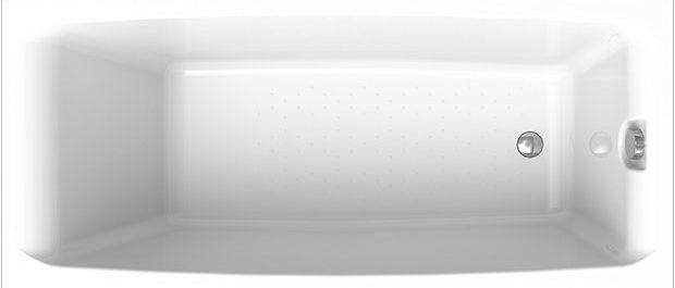 Акриловая ванна Radomir Vannesa Веста с каркасом купить в магазине Сантехника-Онлайн.Ру