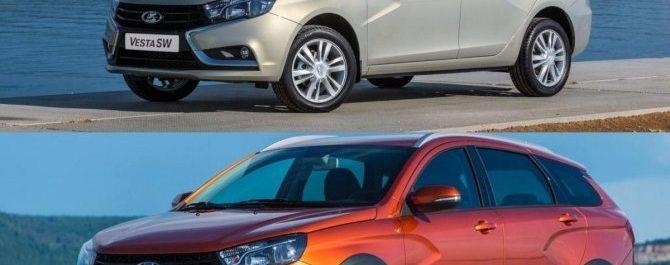 Лада Веста СВ Кросс 2021 цены модели, комплектации, фото, новый кузов, видео